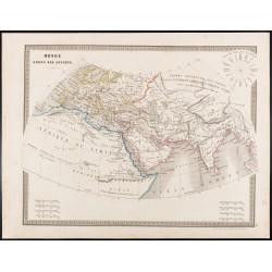 1835 - Monde connu des anciens