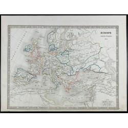 1835 - Europe avant les...