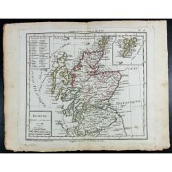1810 - Carte ancienne de...