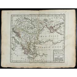 1810 - Carte de la Turquie...