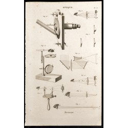 1852 - Microscope - Optique