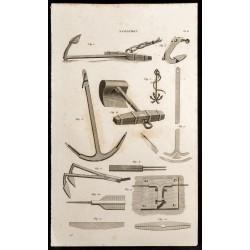 1852 - Ancres de marine -...