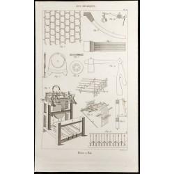 1852 - Métier à bas - Arts...