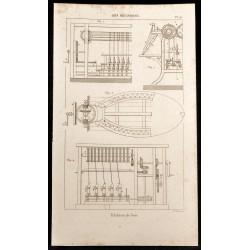 1852 - Plans de Filatures...