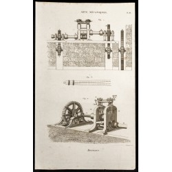 1852 - Monnaies -...