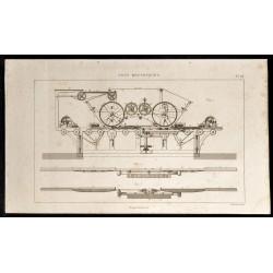 1852 - Imprimerie - Arts...