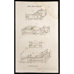 1852 - Fabrication du Drap...