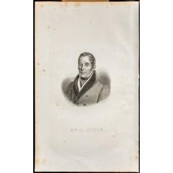 1835 - Portrait de Baron...
