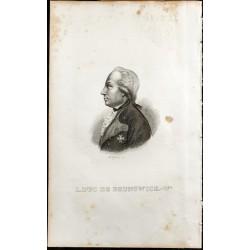 1835 - Portrait de Leopold...