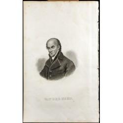 1835 - Portrait de Johannes...