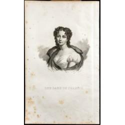 1835 - Portrait de Marie...