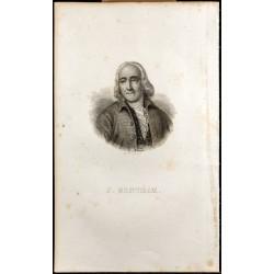 1835 - Portrait de Jeremy...