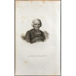 1835 - Portrait de l'Abbé...