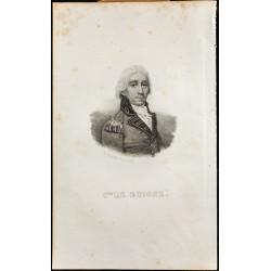1835 - Portrait du Comte de...