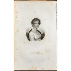 1835 - Portrait de Mme Guizot