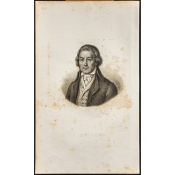 1835 - Portrait de Beccard