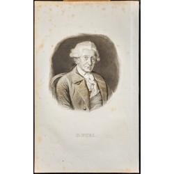 1835 - Portrait du Baron...