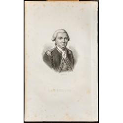 1835 - Portrait de Lapérouse