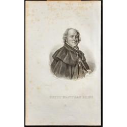 1835 - Portrait de Edme...