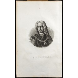 1835 - Portrait de Antoine...
