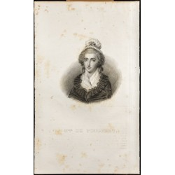 1834 - Portrait de Madame...