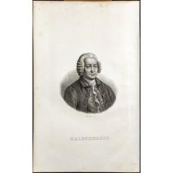 1834 - Portrait de Malesherbes