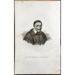 1834 - Portrait de St...