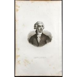 1834 - Portrait de Lavoisier