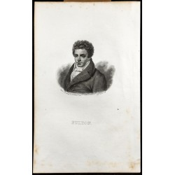 1834 - Portrait de Robert...