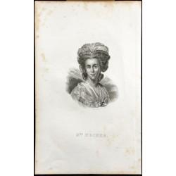 1834 - Portrait de Suzanne...