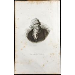 1834 - Portrait de Parmentier