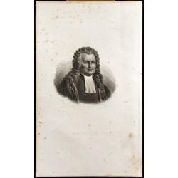 1834 - Portrait du Baron de...