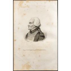 1838 - Portrait de La Tour...