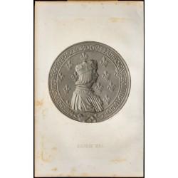 1838 - Portrait de Louis XII
