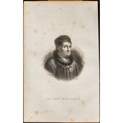 1838 - Portrait de René...