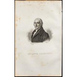 1838 - Portrait de Etienne...