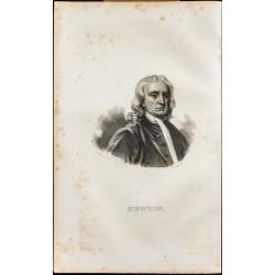 1838 - Portrait de Isaac...