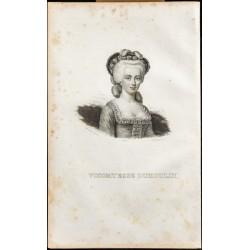 1838 - Portrait de la...
