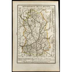 1823 - Carte de la Meurte -...