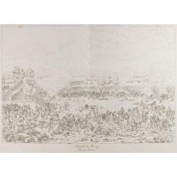 1876 - Bataille de Marengo...