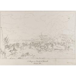 1876 - Attaque et incendie...