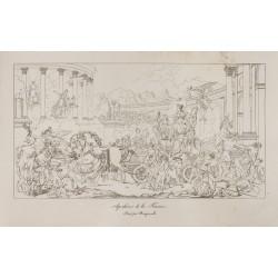 1876 - Apothéose de la France