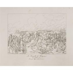 1876 - Vue de la bataille...