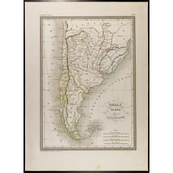 1846 - Carte de la pointe...