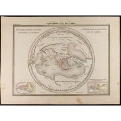 1846 - Géographie primitive...