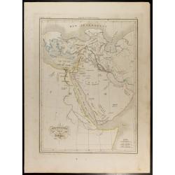 1846 - Géographie des Hébreux