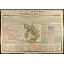 1837 - Carte - Histoire de...