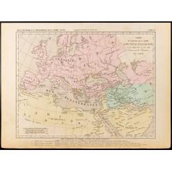 1859 - Partage de la Terre...