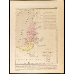 1859 - Carte de la Terre...