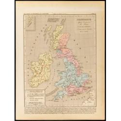 1859 - Carte de la Grande...